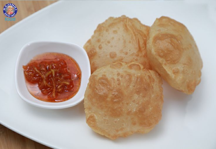 #Puri #Bhaji / Puri #Sabzi is a very #popular and very frequently consumed #food.