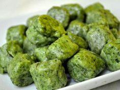 Receta Light: Deliciosos Ñoquis de espinaca y ricota