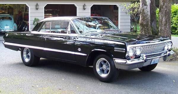 Used Classic Car For Sale in , Washington: 1963 Chevy Impala SS - Classics.VehicleNetwork.net Classified Ads