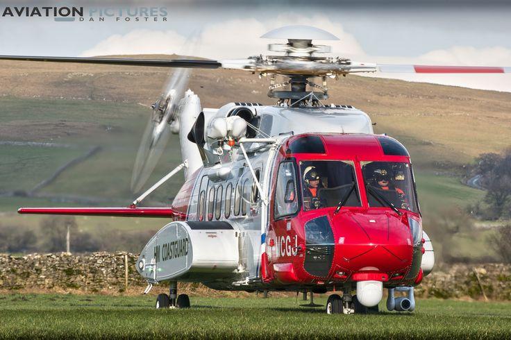 https://flic.kr/p/WGibpS | Sikorsky S-92 - HM Coastguard