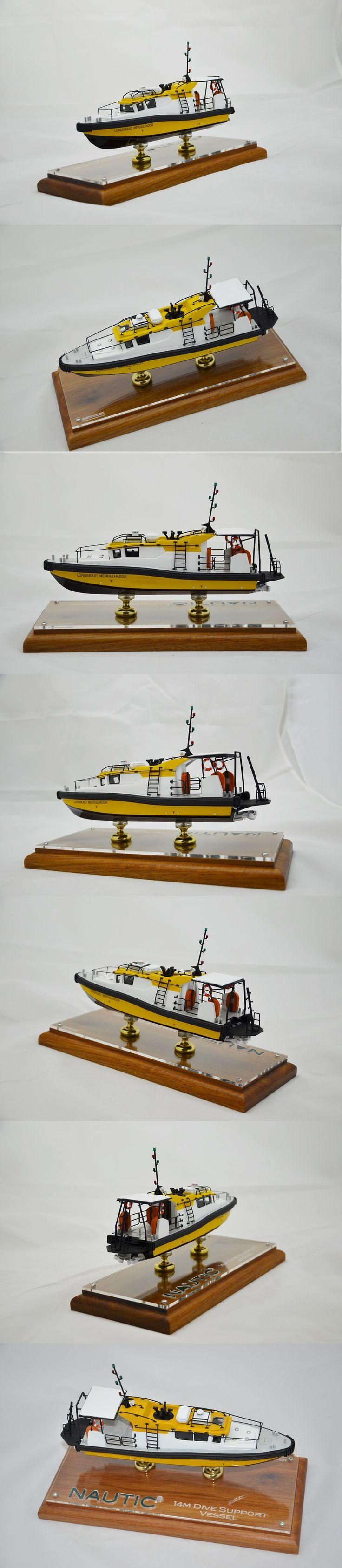 14M Diving Support Vessel #ScaleModel #LifeLike #AeroCreations