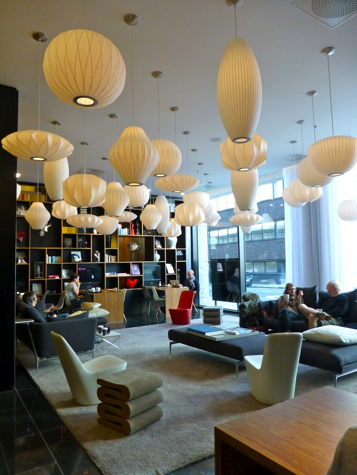 Inside the Colorful and Refined CitizenM Hotel in London designed by - design hotel citizenm london