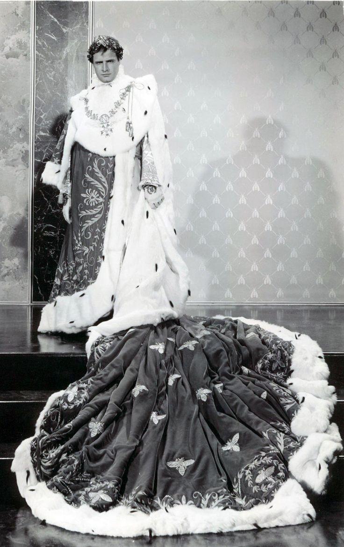 Charles Le Maire et René Hubert - Costumiers - Désirée - 1954 - Marlon Brando - Napoléon Bonaparte