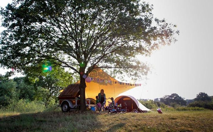 In this extract from 'Cool Camping Europe', editor Jonathan Knight chooses his favourite sites near the continent's lakes, rivers, reservoirs and waterfalls