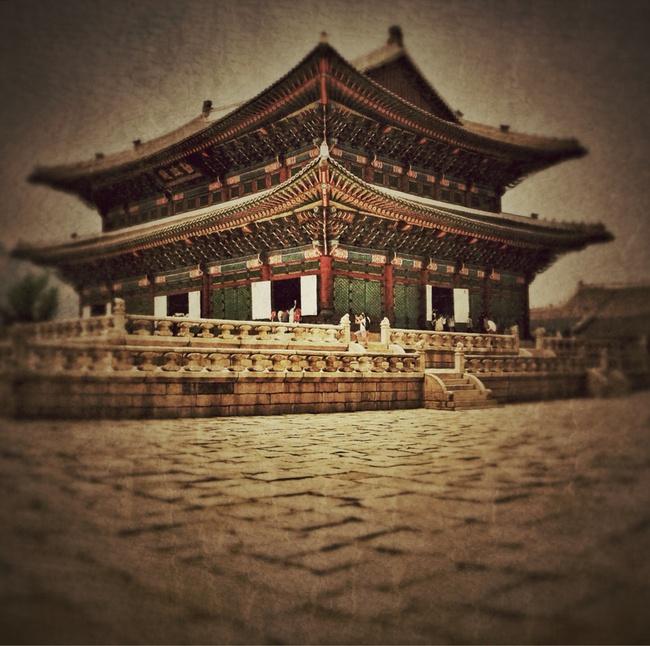 Geungjeong-jeon Vicinityin in Seoul