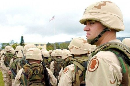 Members Of The U.S. Military May Be Court-Martialed For Sharing The Gospel