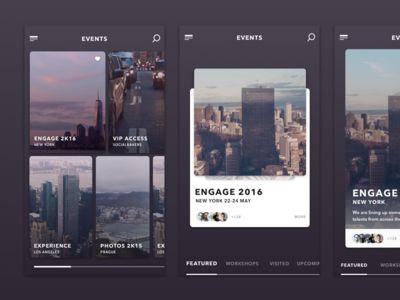 Socialbakers Events [iOS App]