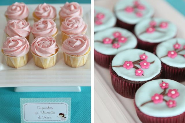 Love these fairy cupcakes