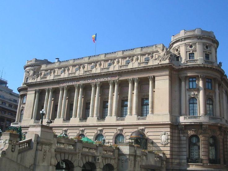 Centro Militar Nacional, Bucareste, Roménia