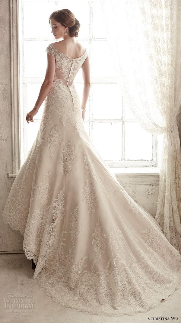 Christina Wu 2015 Wedding Dresses | Wedding Inspirasi