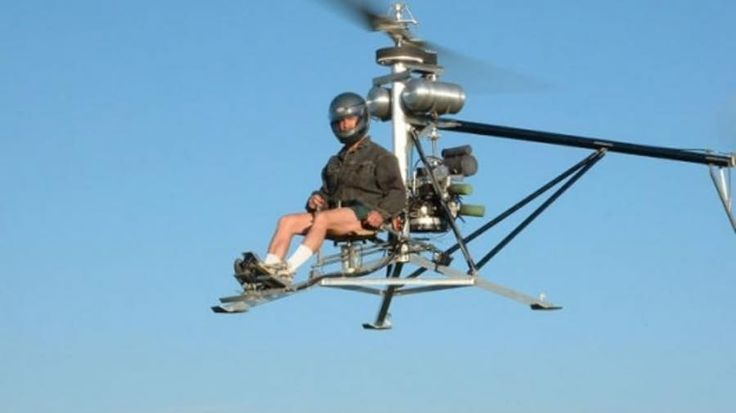 September 21, 2005 Flying is not a sport generally associated with those people who are light of wallet – which makes the Mosquito Ultralight helicopter  someth