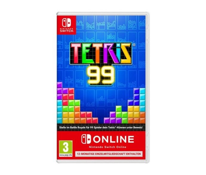 Nintendo Switch Tetris 99 Erscheint Als Physische Version Nintendo Switch Nintendo Spiele
