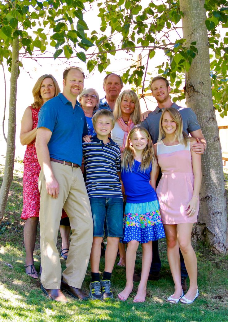 Washington- Jon's Family Session