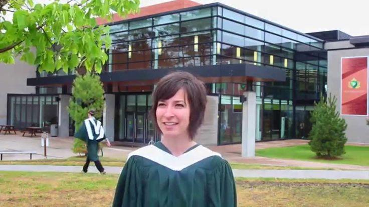 Convocation 2014 In the Spotlight: Sara Ostrowska