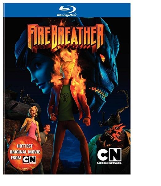 Jesse Head & Kevin Michael Richardson & Peter Chung-Firebreather