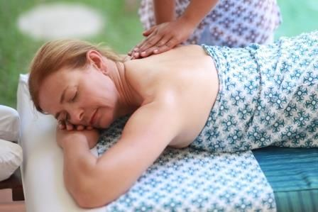 Balinese Massage unique to Bali and the best is at Aroma Spa Retreat Sanur