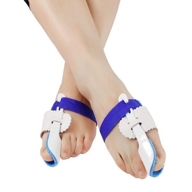 Correct bunions in a gentle and comfortable way using the ...
