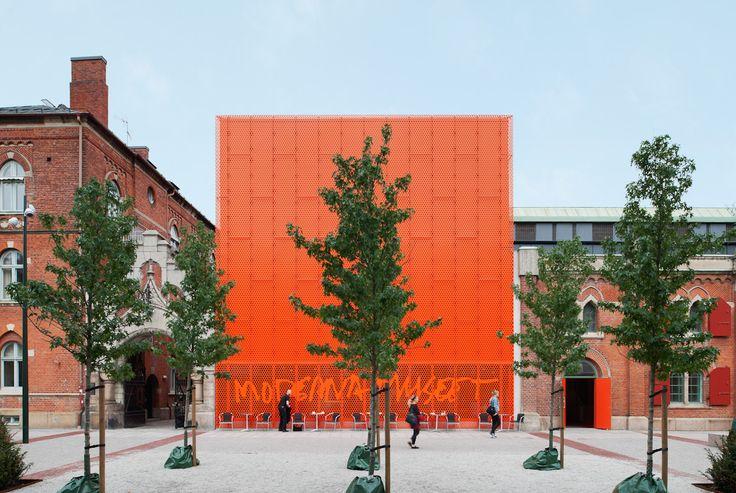 When colors fail architecture. Moderna Museet, Malmö. Tham & Videgård. » Lindman Photography