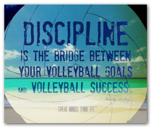 Volleyball Pictures And Quotes: 17 Best Inspirational Volleyball Quotes On Pinterest