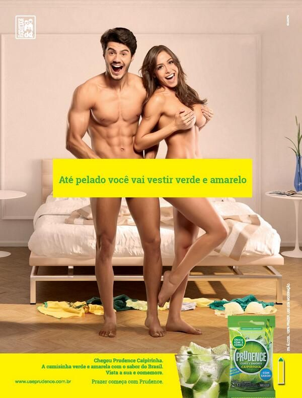 Caipirinha-Flavored Condoms Are Selling Out In Brazil