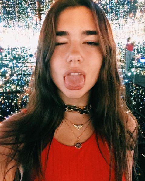 Resultado de imagen para dua lipa instagram