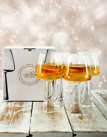Carrol Boyes White Wine Glasses