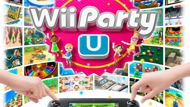 Wii Party U For WII U ISO (Loadiine) (EUR) | Wii party