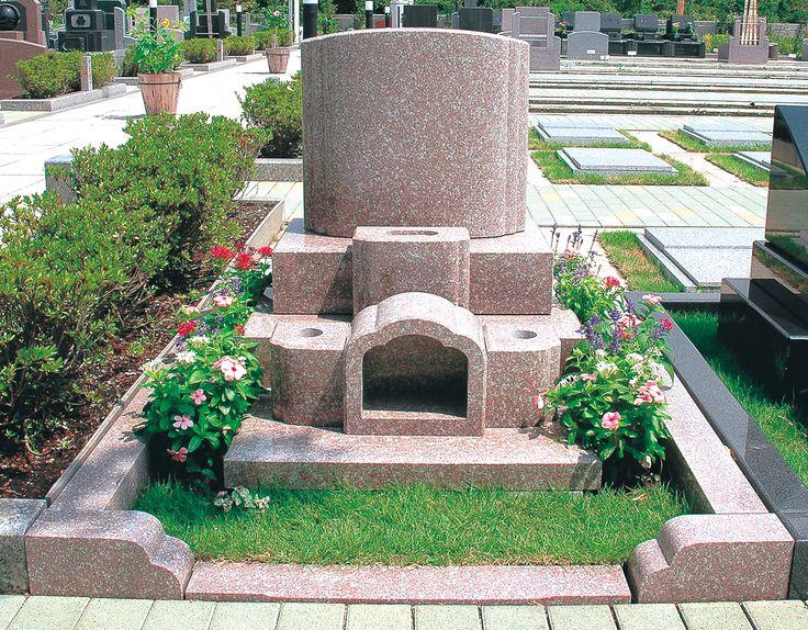 ガーデニング墓地(デザイン墓石)