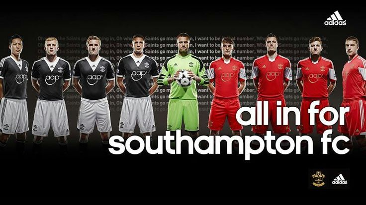 All in for Southampton Fc