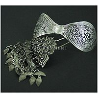 Miao Silver Hair Ornament Set