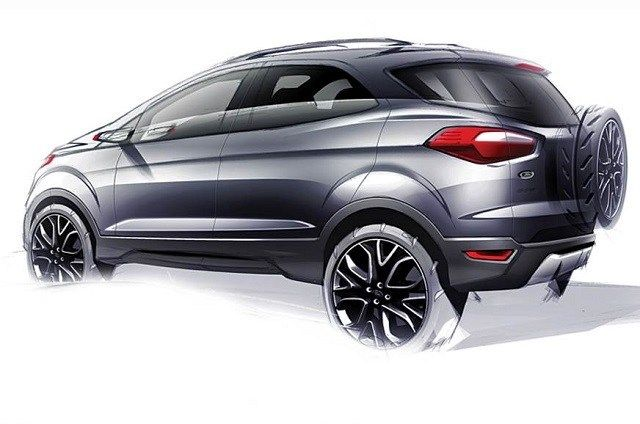 Best Subcompact Crossover Suvs For 2020 Suv Trend Ford Ecosport Car Design Sketch Subcompact