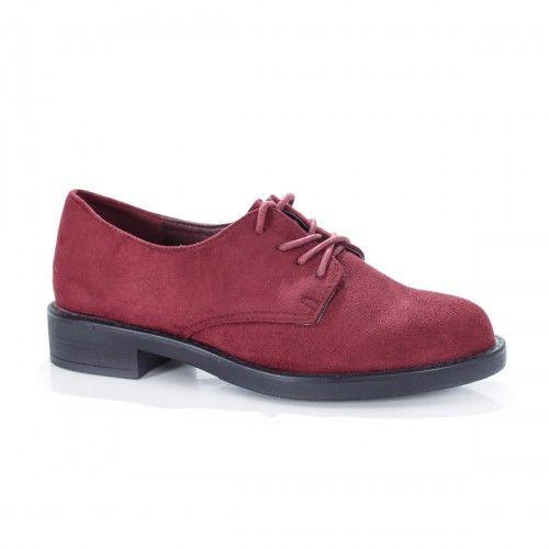 Pantofi dama Hataja visinii casual