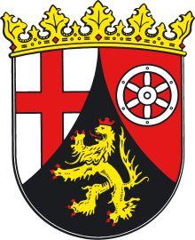 Brasão da Renânia-Palatinado – Wikipédia, a enciclopédia livre