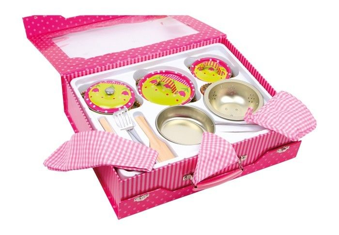 Zestaw kuchenny dla dzieci kolory-marzen.pl | http://www.kolory-marzen.pl/gotujemy,005001010001.html