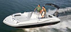 New 2013 - Hurricane Deck Boats - SS 211 OB
