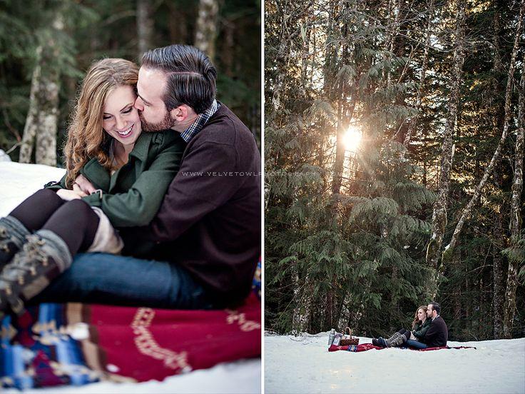 Hey Baby, I Think I Wanna Marry You :: {Washington, PNW, Portland, Oregon Engagement, Wedding Photographer} | Velvet Owl Photography Blog