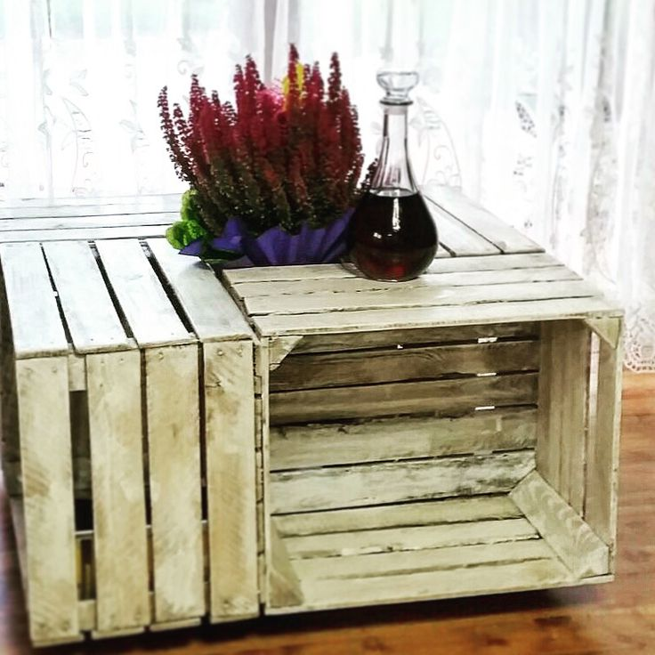 #pallets #handcrafted #home #gifts #furniture #coffee #coffeetable #table #wood #woodpallets #natural