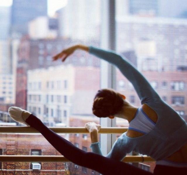 Hit the Barre: A New Studio Joins the Ballet Workout Trend