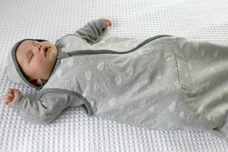 Winter Weight Silver Cloud - Snug Bags Merino for Kids (2.5 togs upwards)