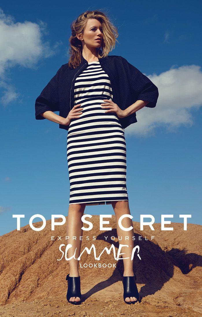 Kolekcja lato 2015 #topsecret