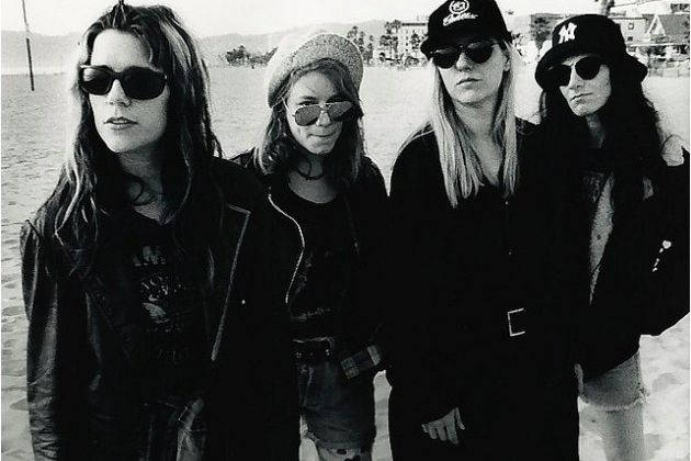 L7 Singer Donita Sparks Discusses Forthcoming Documentary, Possible Reunion + the Absence of Women In Rock