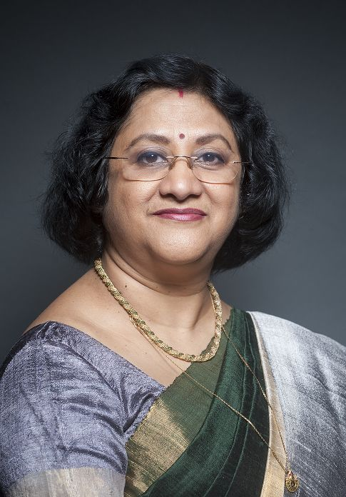 SBI Chairman, Ms Arundhati Bhattacharya has yet again bagged top spot in 'Fortune India's 50 Most Powerful Women in Business 2016' list.