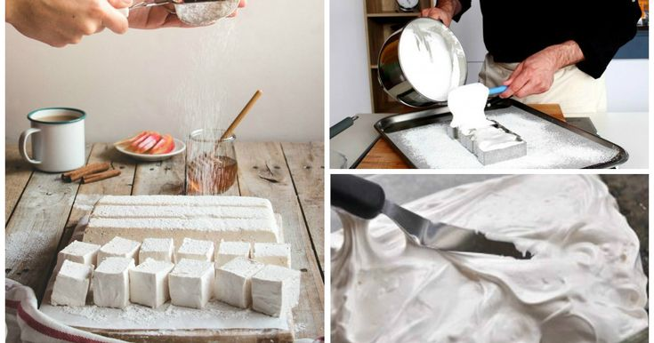 Fluffige Marshmallows selbst gemacht - Schritt für Schritt zu süßem Mäusespeck