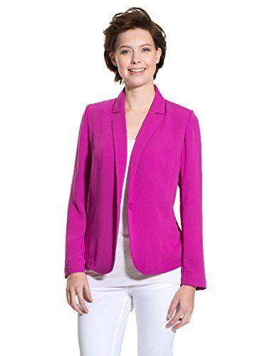 Balsamik – Strickjacke – Damen – Size : 50 – Colour : Rosa hell fest   http://xxl.damenfashion.net/shop/balsamik-strickjacke-damen-size-50-colour-rosa-hell-fest/