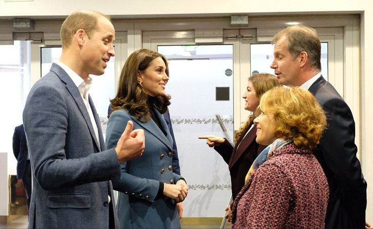 The Duchess of Cambridge stepped out for the second time in a week as she surprisingly joi...