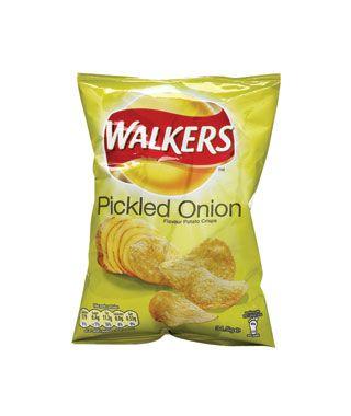 World's Strangest Supermarket Items- British Walkers crisps