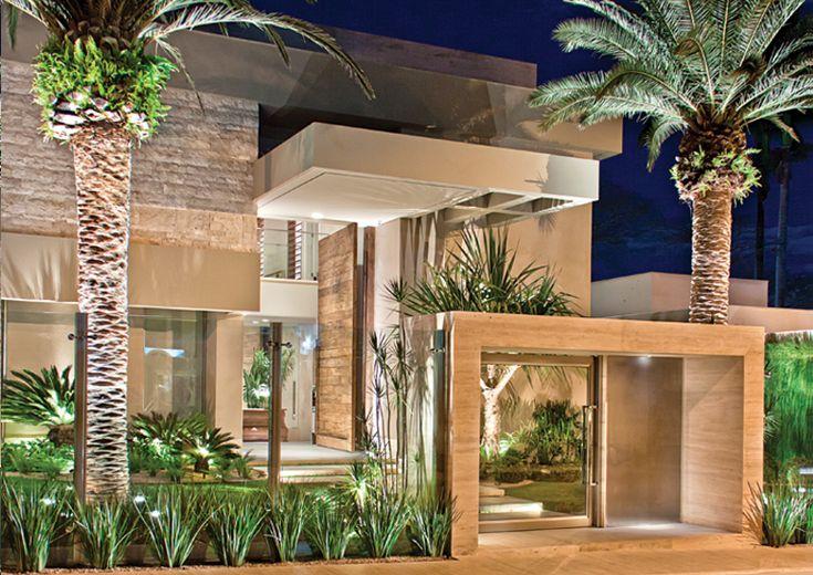 As 25 melhores ideias de casas lindas e modernas no - Ver casas modernas ...