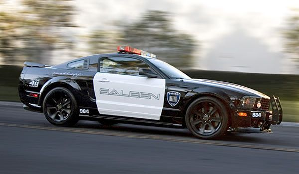 police cars ford mustangs images | KITT (Knight Rider 2008) ford mustang shelby cobra gt 500: