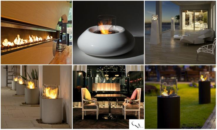 Fireplaces by Planika  www.planikafires.com  www.facebook.com/planikafire
