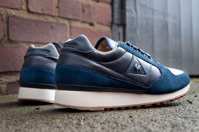 LE COQ SPORTIF ECLAT LEATHER PREMIUM PACK: Eclat Leather, Sportif Eclat, Ben Pin, Premium Packs, Footwear Styles, Sneakers, Coq Sportif, Leather Premium, The Rooster